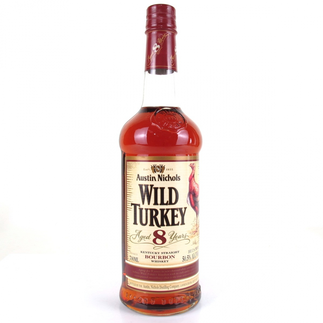 Wild Turkey 8 Year Old 101 Proof