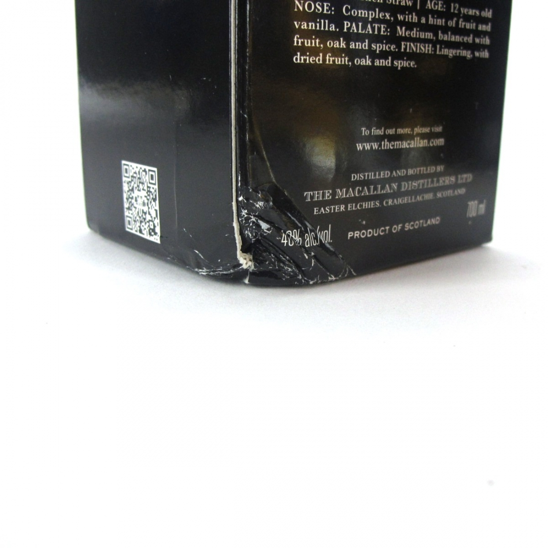 Macallan 12 Year Old Fine Oak - Nick Veasey Pillars Collection 6 x 70cl