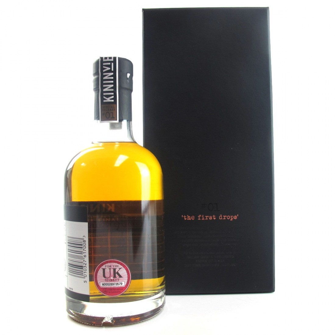 Kininvie 1990 The First Drop 25 Year Old Special Release 35cl
