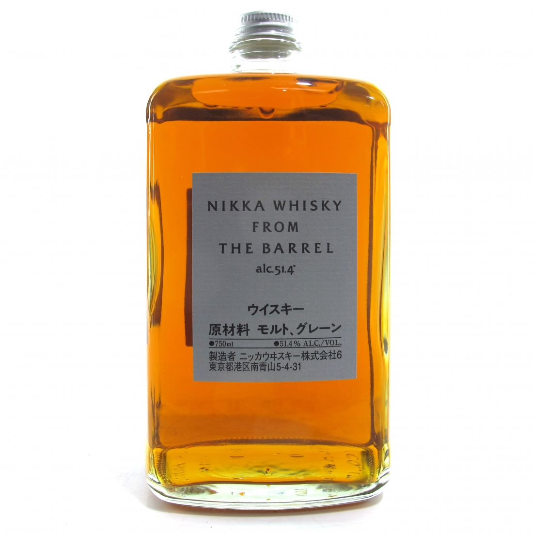 Nikka from the Barrel 75cl / US Import