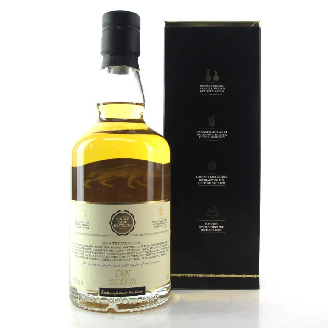 Wolfburn 2014 Private Bottling / Dun Eidann
