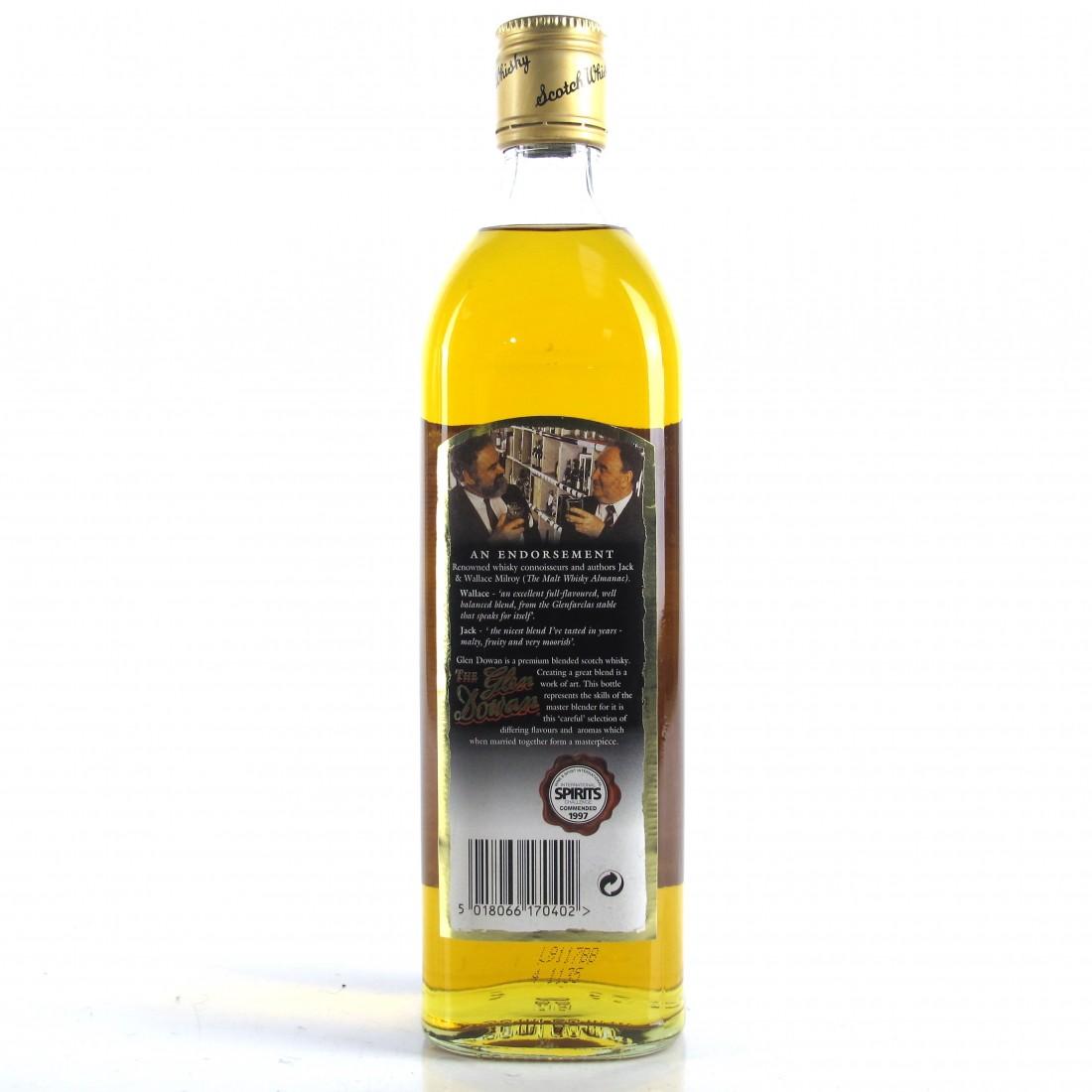 Glen Dowan Scotch Whisky