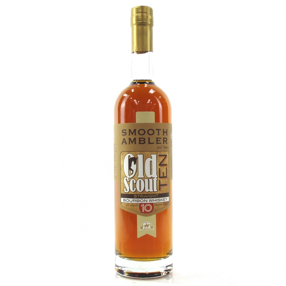 Smooth Ambler Old Scout 10 Year Old Straight Bourbon