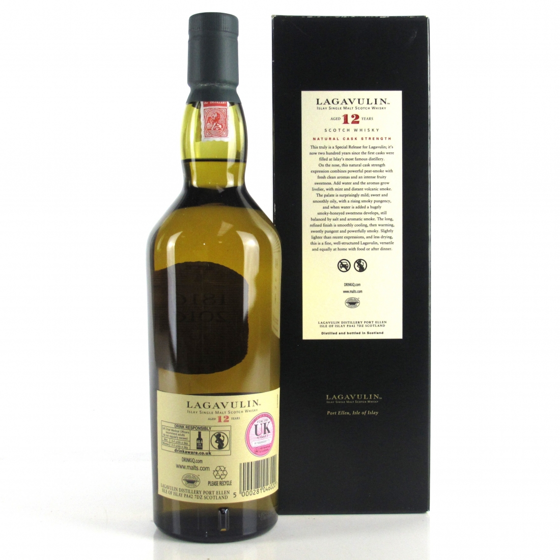 Lagavulin 12 Year Old 2016 Edition / Bicentenary