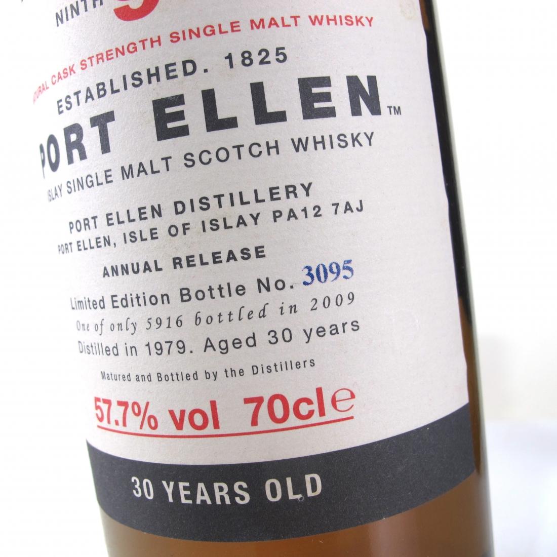 Port Ellen 1979 30 Year Old 9th Release