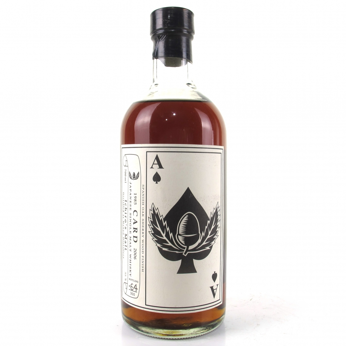 Hanyu 1985 Ace of Spades Single Cask #9308