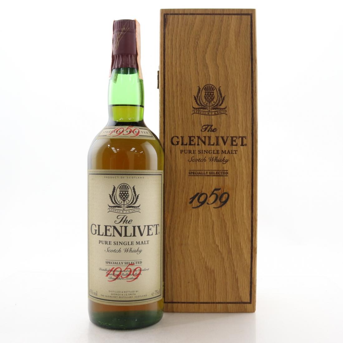Glenlivet 1959 Specially Selected