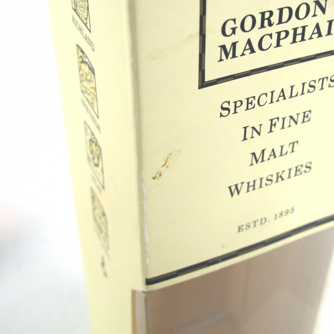 Mosstowie 1975 Gordon and MacPhail