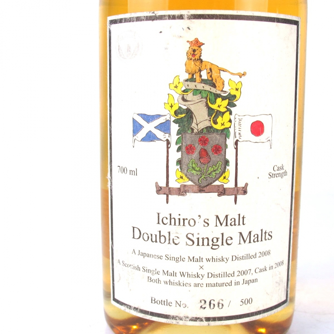 Ichiro's Malt Double Single Malts