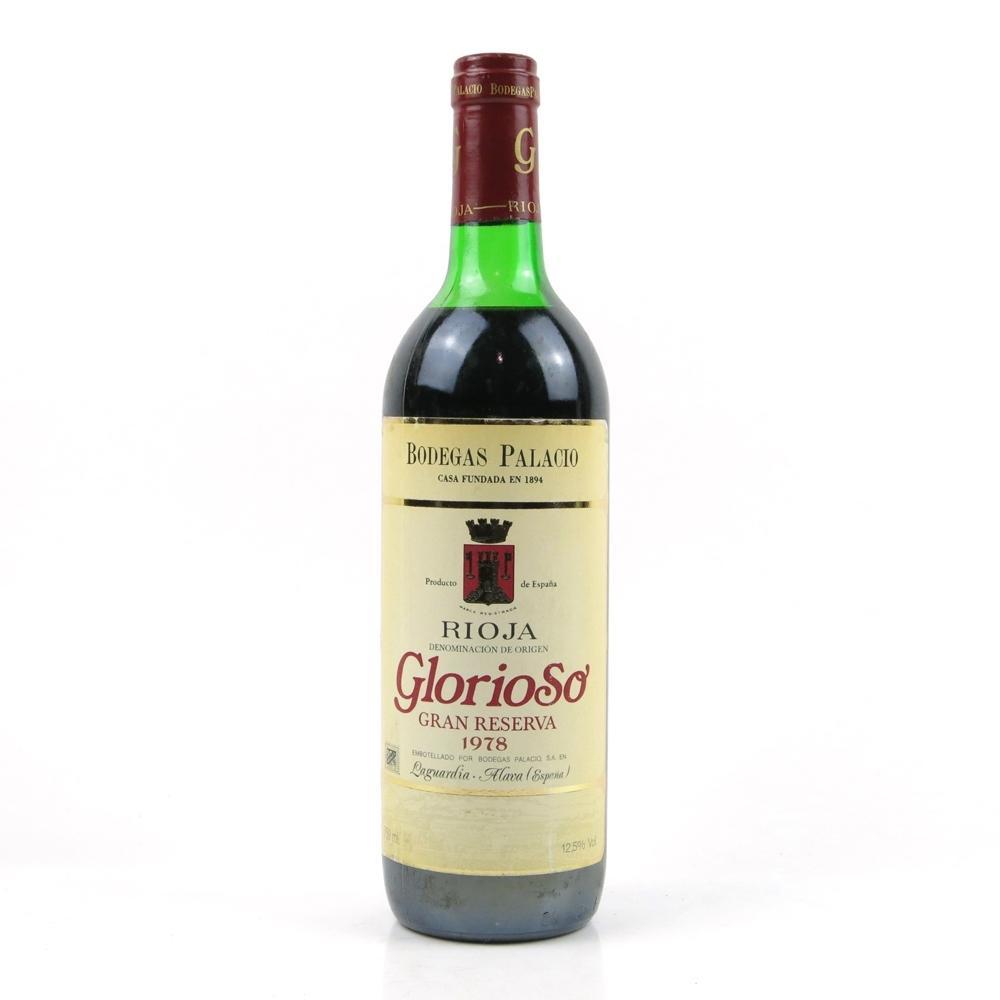 Glorioso 1978 Rioja Gran Reserva