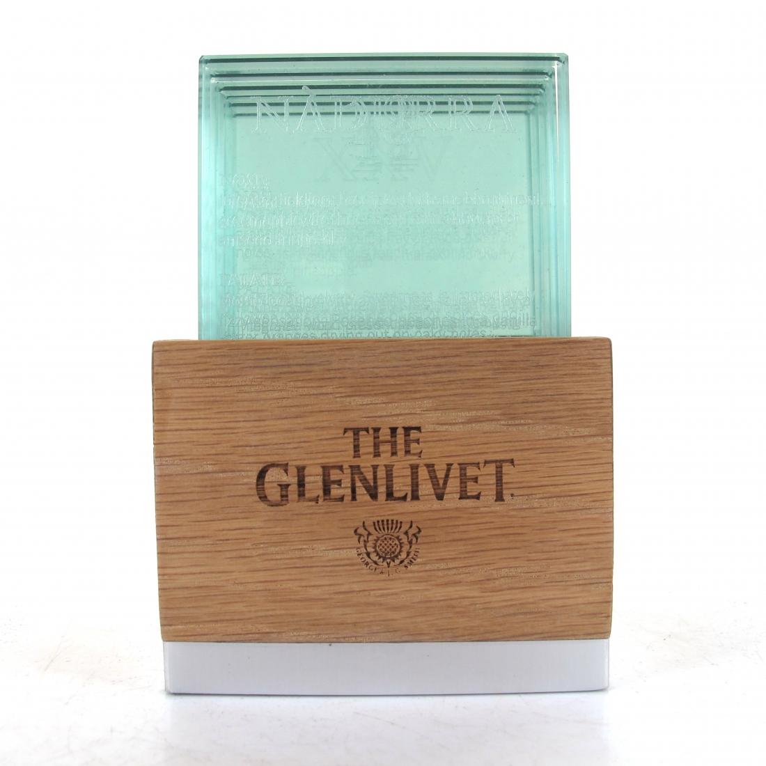 Glenlivet Illuminating Plinth