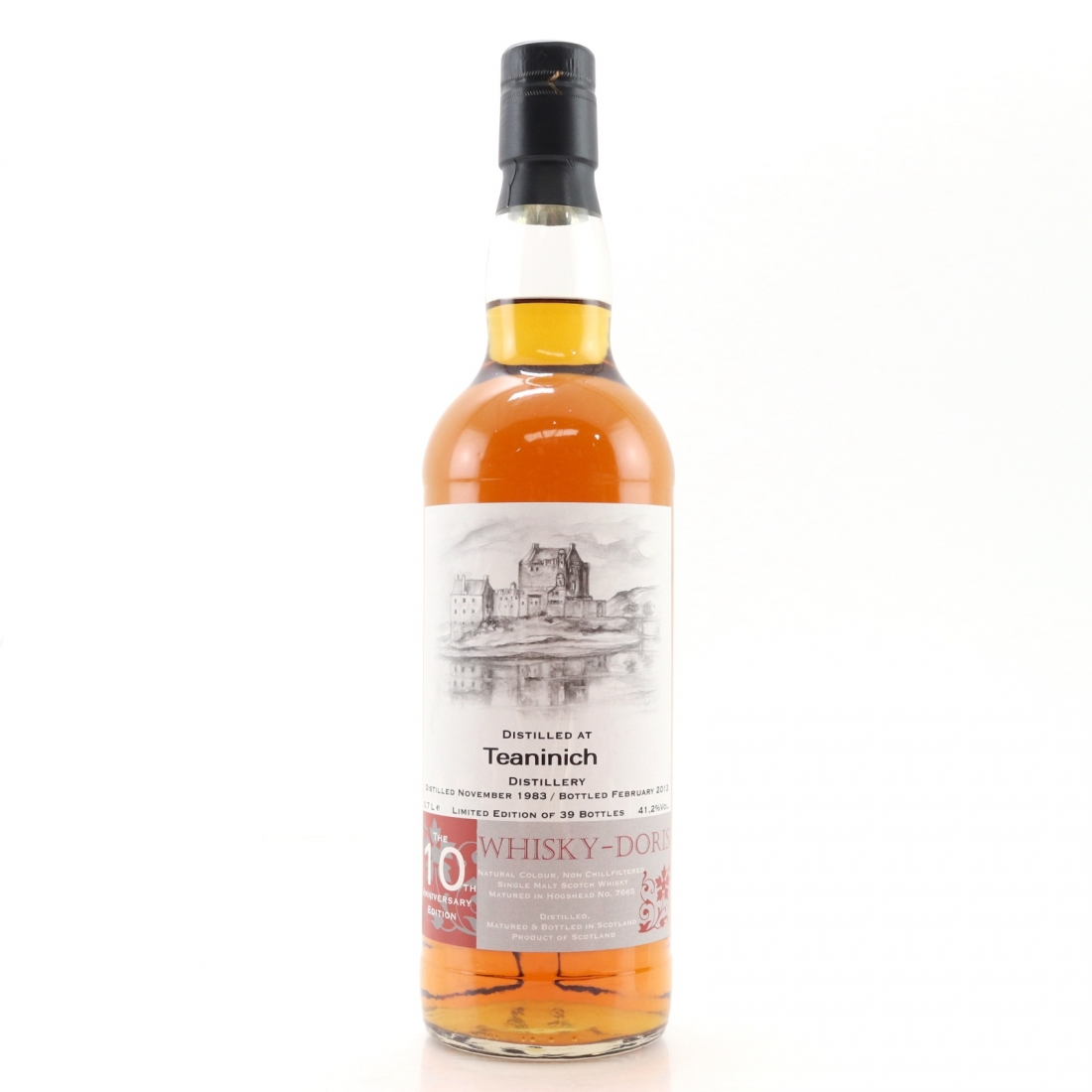 Teaninich 1983 Whisky-Doris