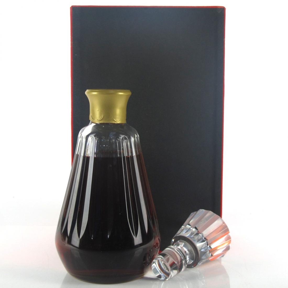 Camus Cognac Baccarat Crystal Decanter