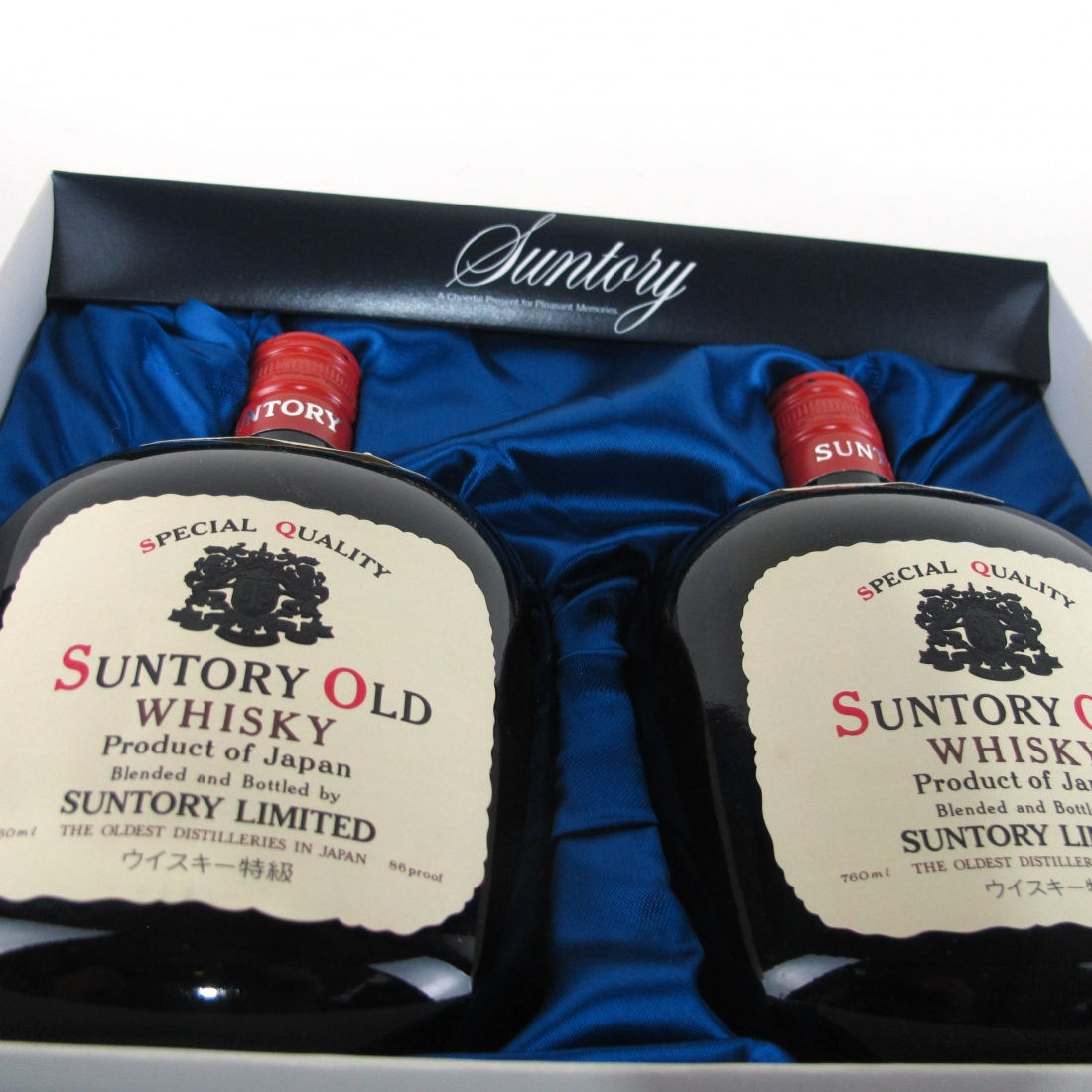 Suntory Old Whisky 2 x 76cl