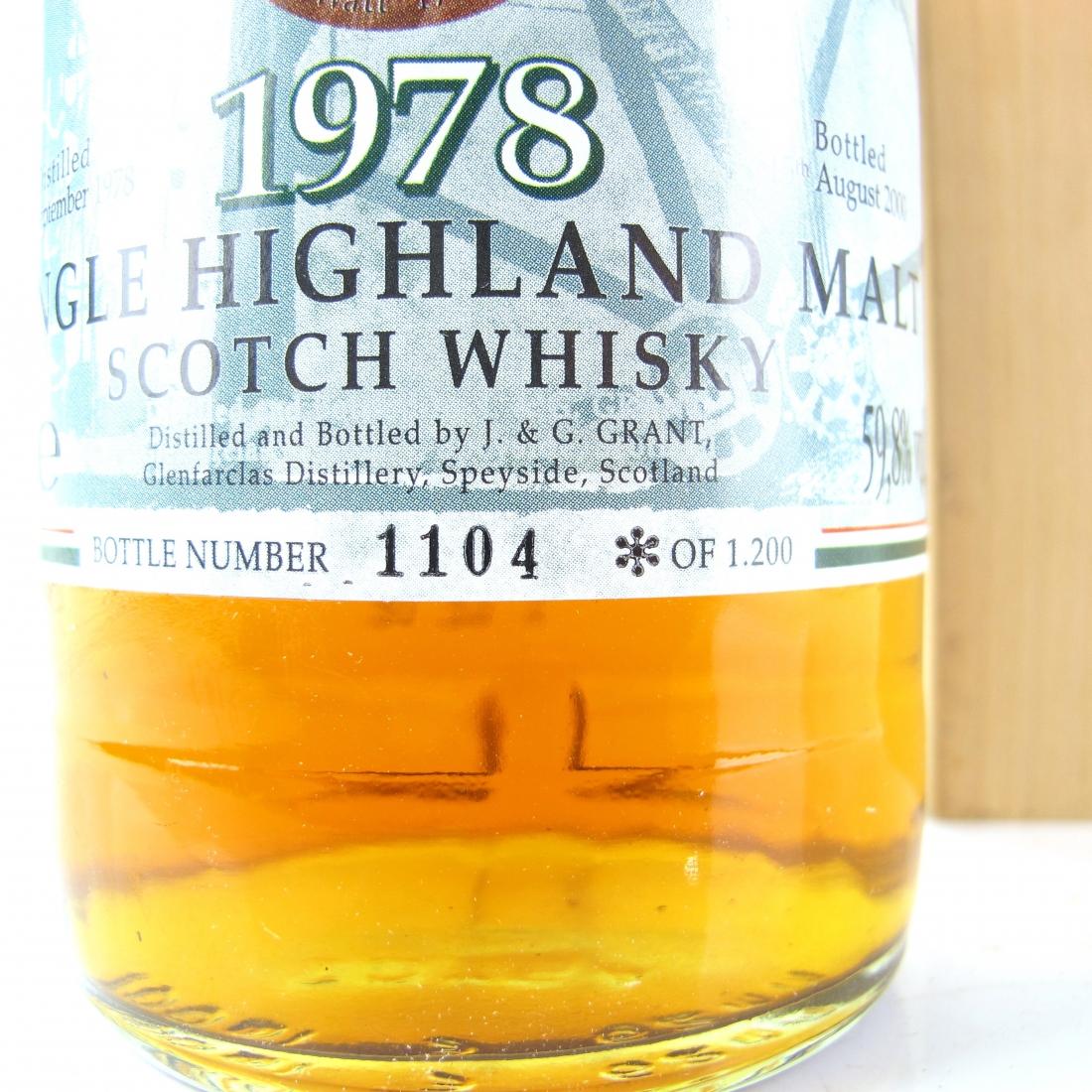 Glenfarclas 1978 The Spirit of Independence