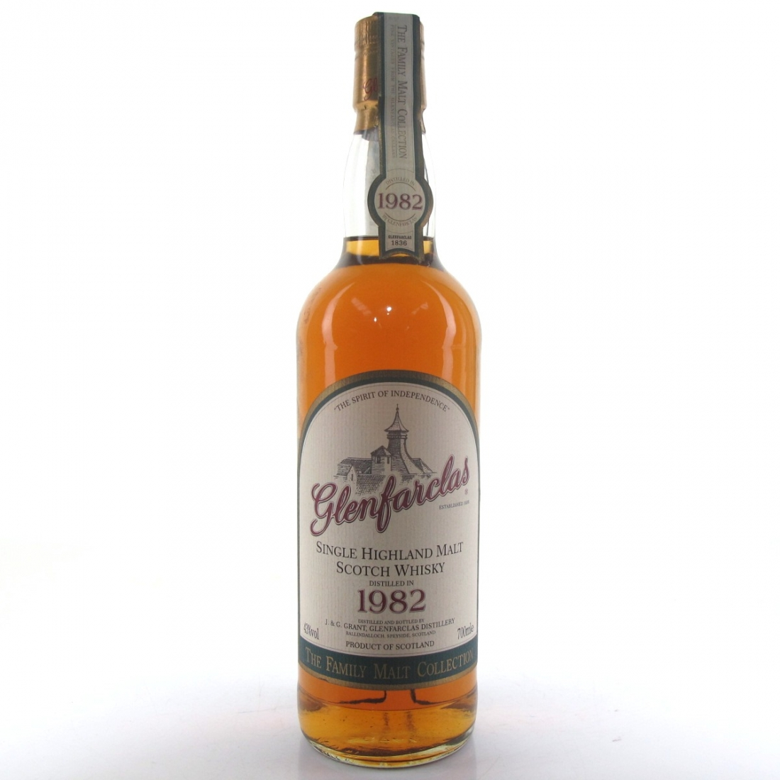 Glenfarclas 1982 Family Collection