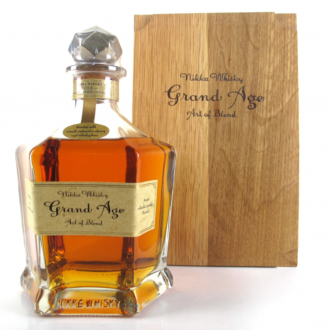 Nikka Grand Age / Art of Blend 66cl