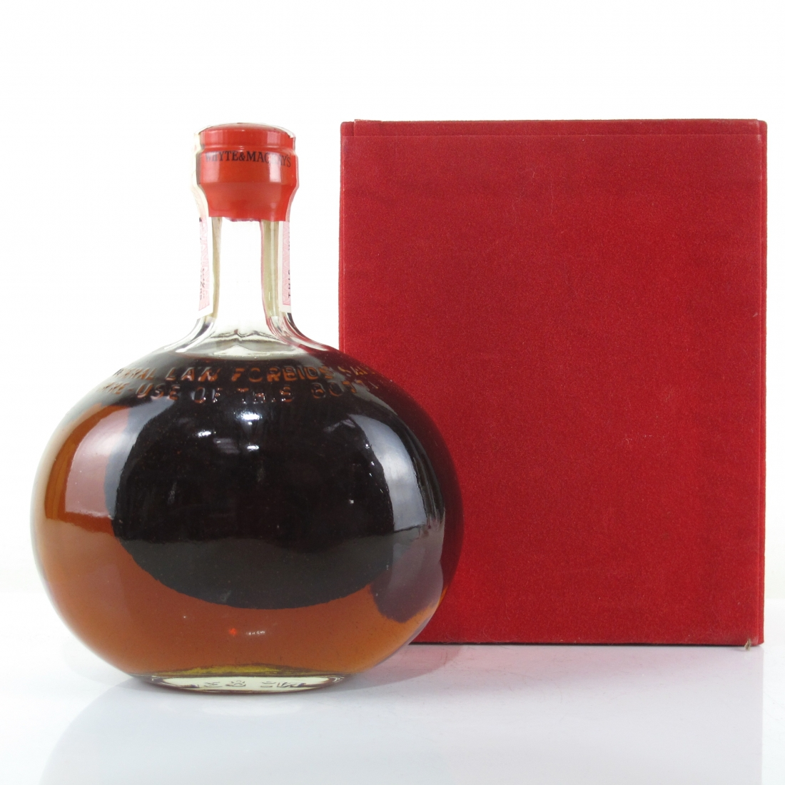 Whyte and Mackay 21 Year Old 1960s