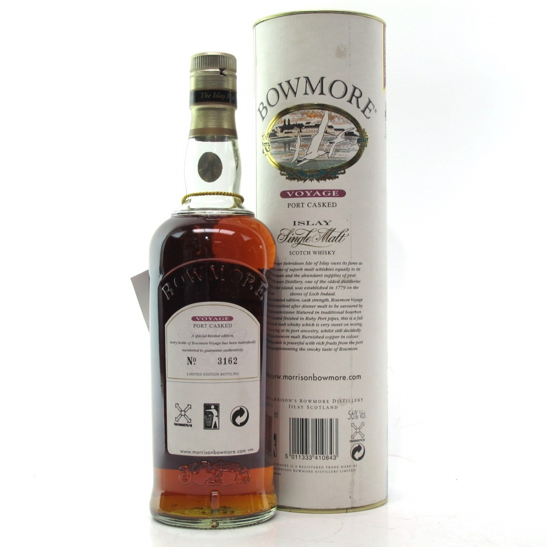 Bowmore Voyage Port Cask Limited Edition