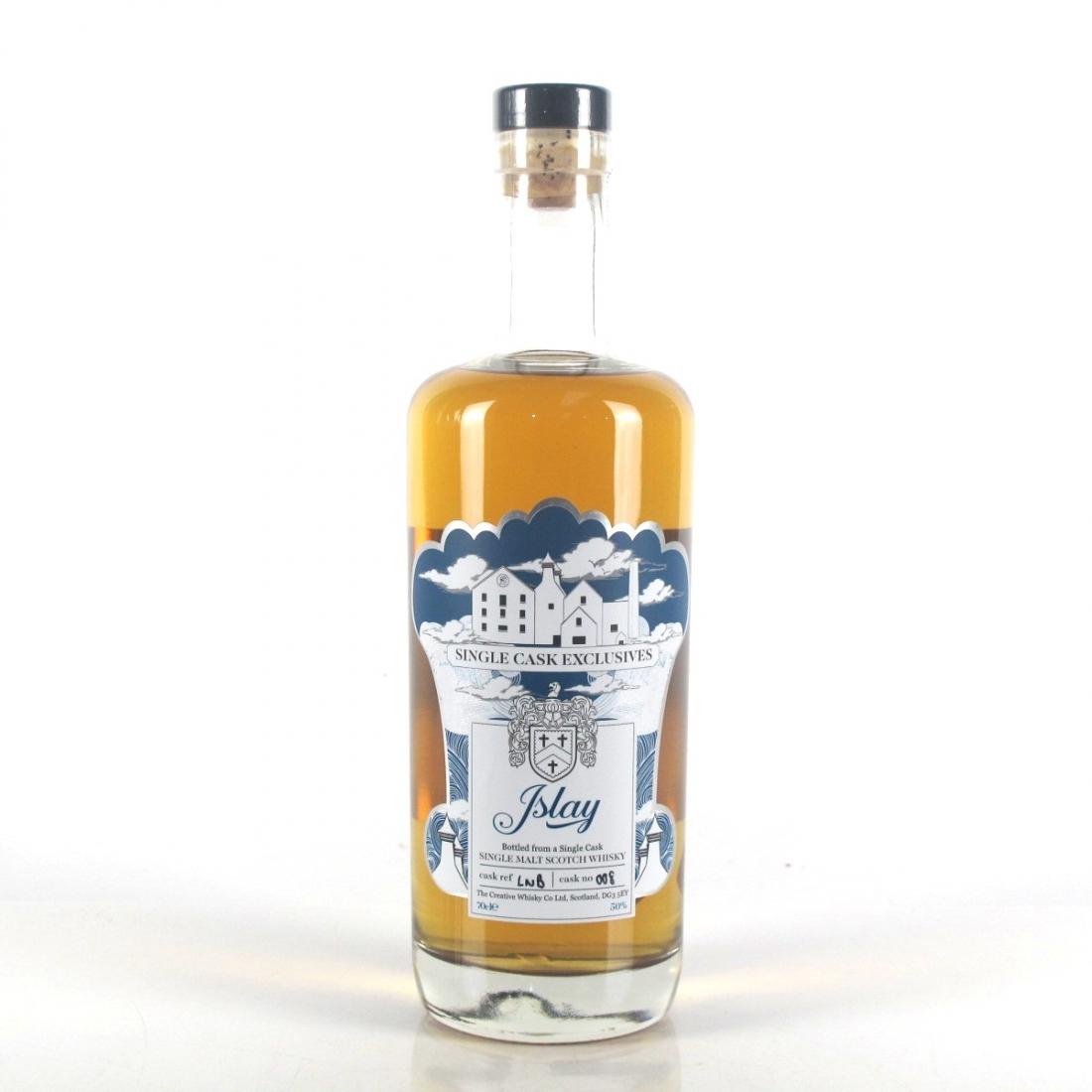 Islay Creative Whisky Co Single Cask / Caol Ila