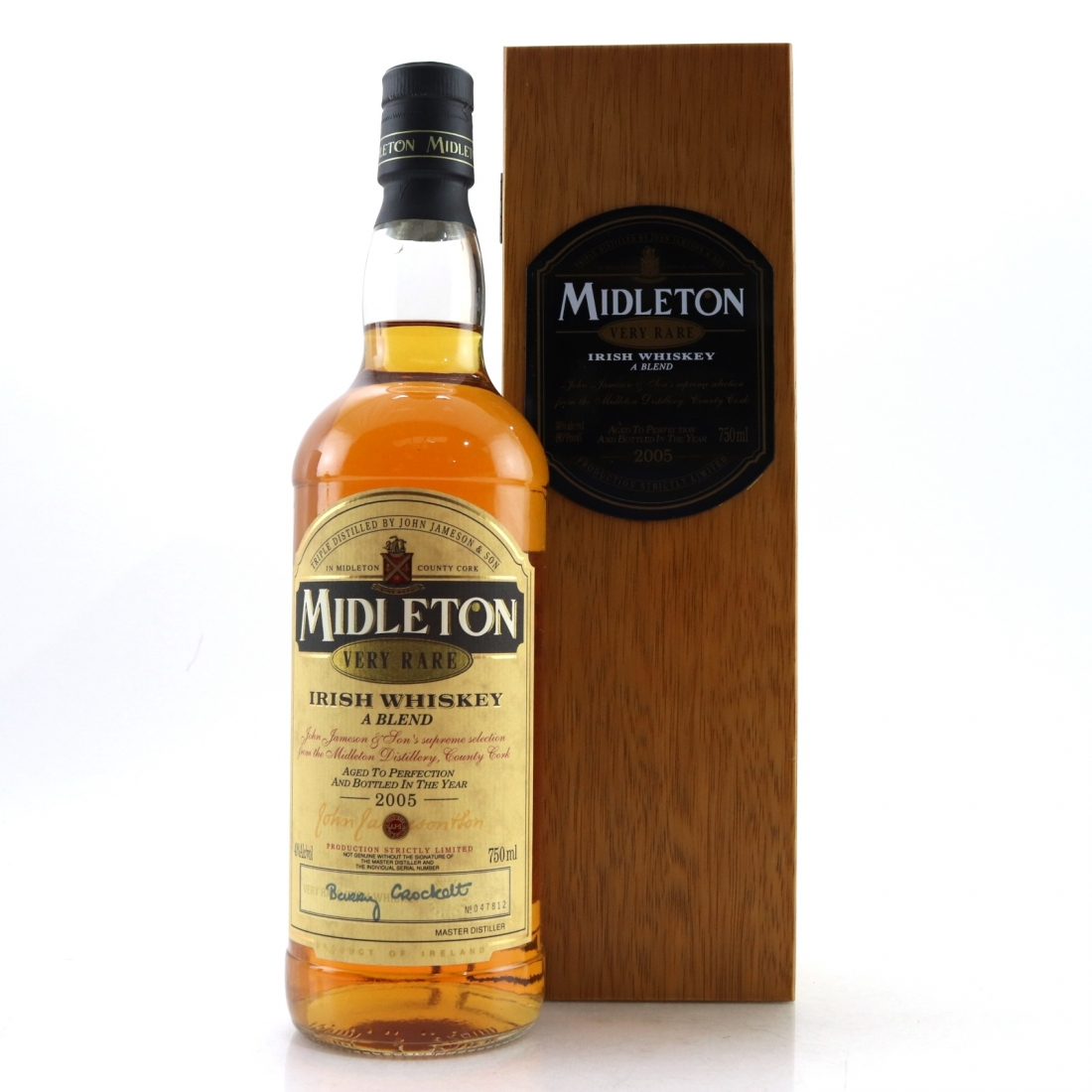 Midleton Very Rare 2005 Edition 75cl / US Import