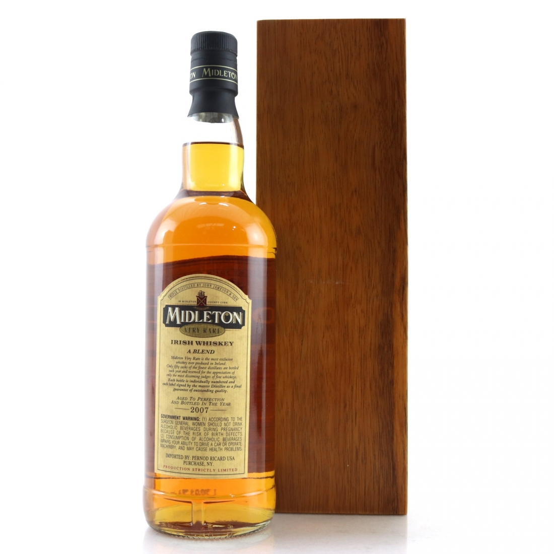 Midleton Very Rare 2007 Edition 75cl / US Import