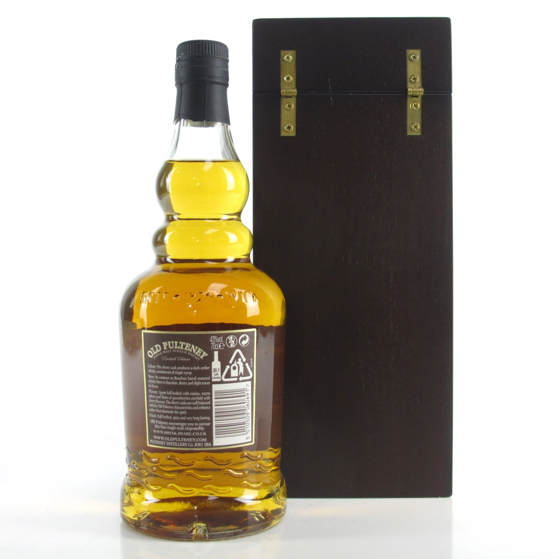 Old Pulteney 23 Year Old Sherry Cask