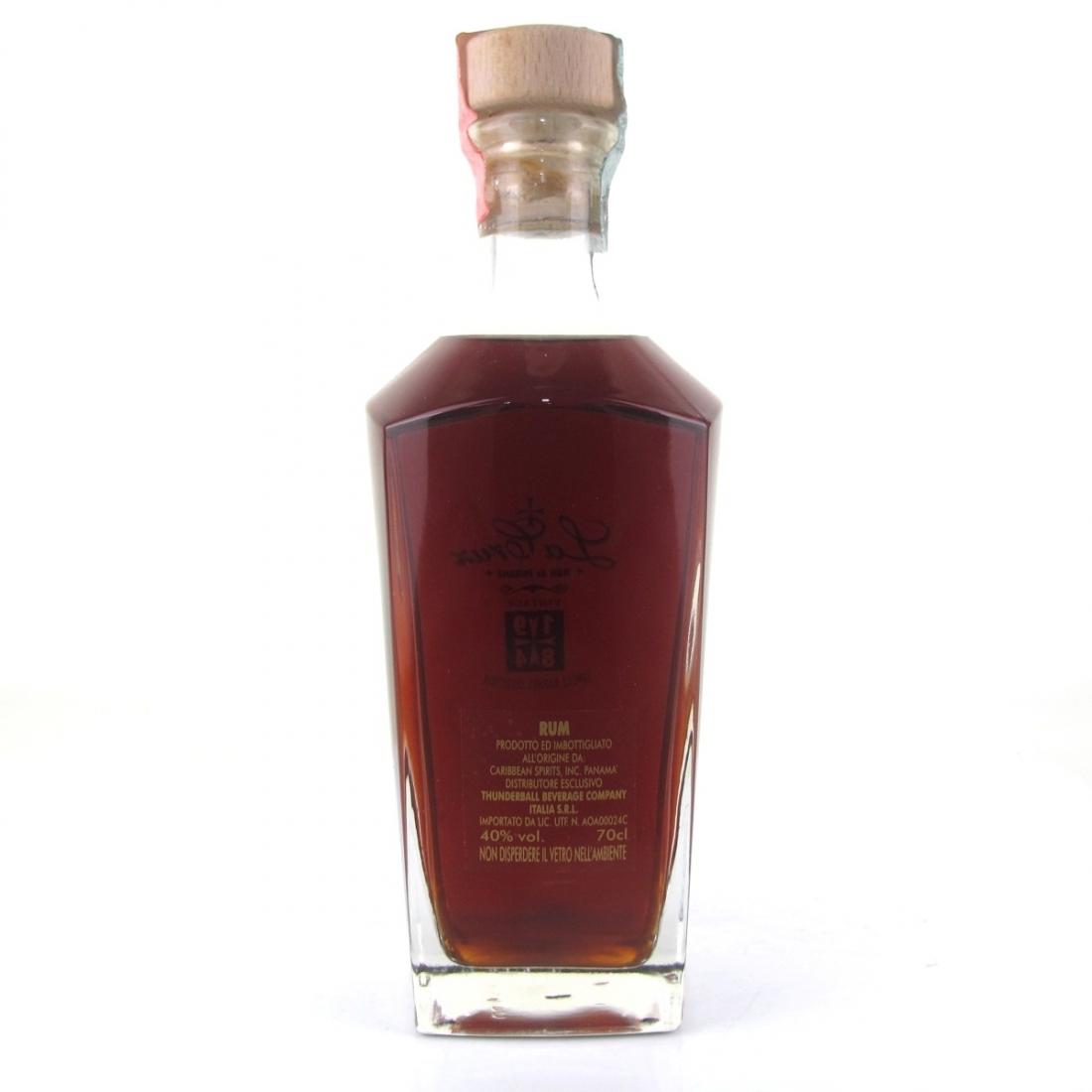 La Cruz 1984 Ron de Panama Single Barrel Rum