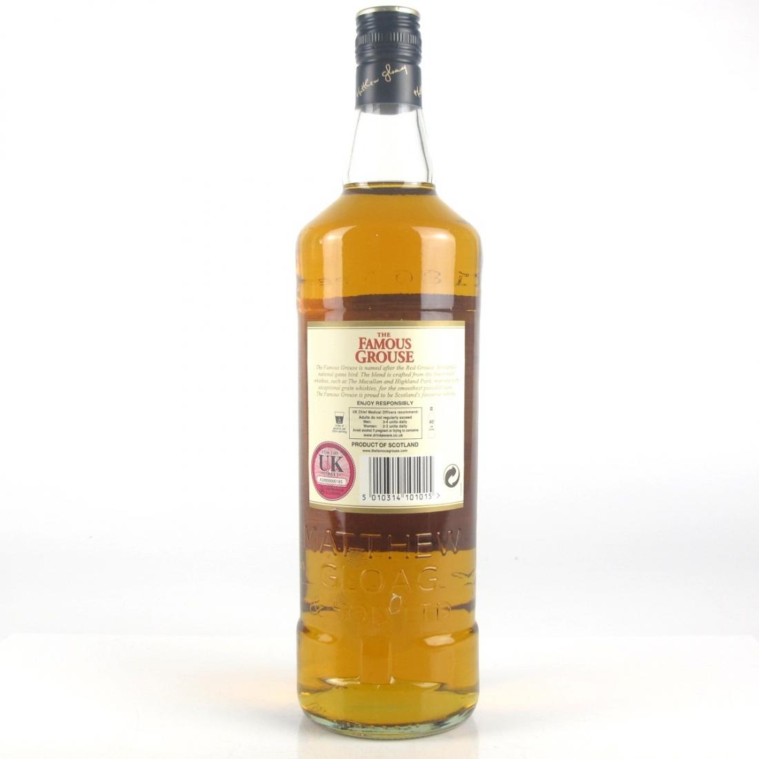 Famous Grouse Scotch Whisky 1 Litre
