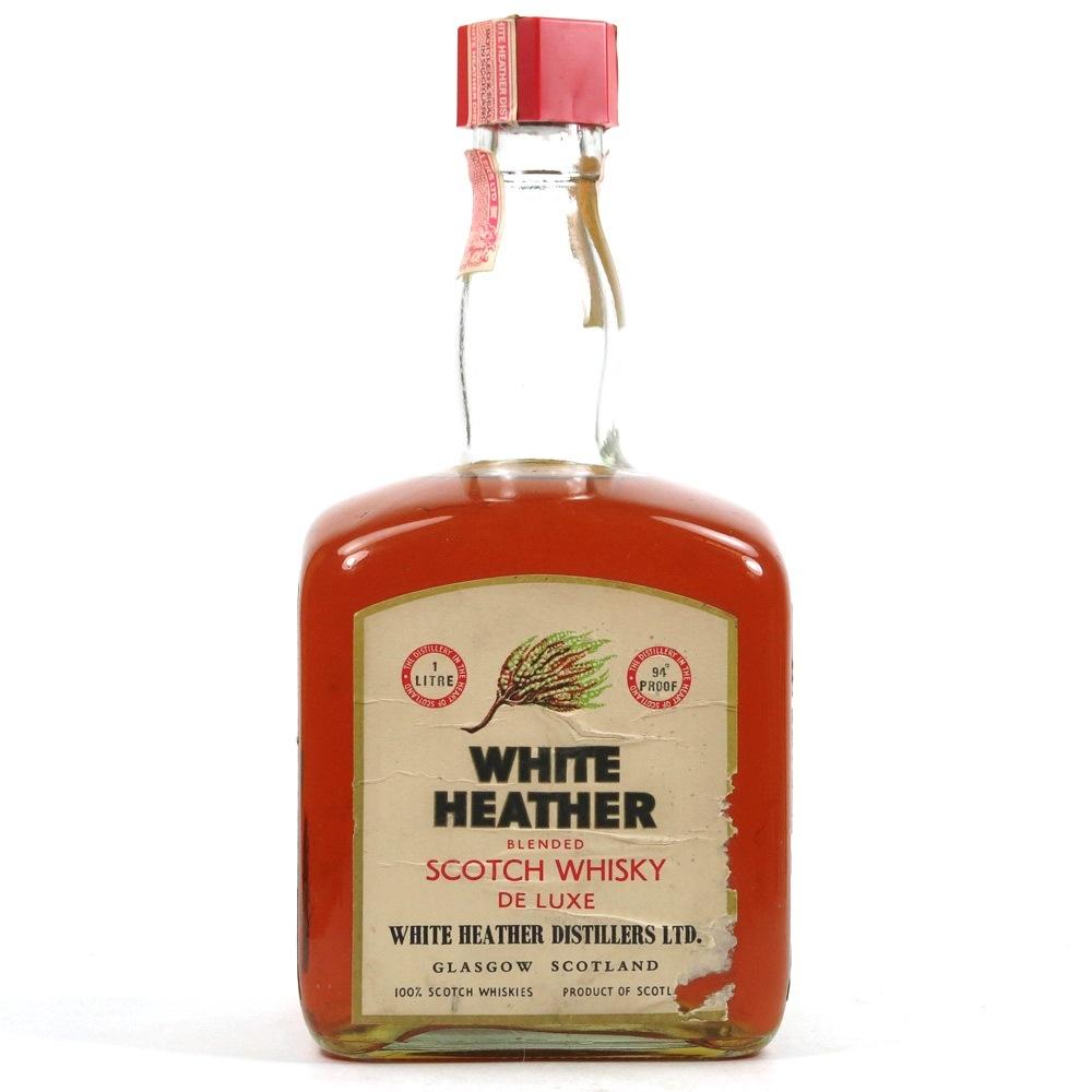 White Heather De Luxe 1970s