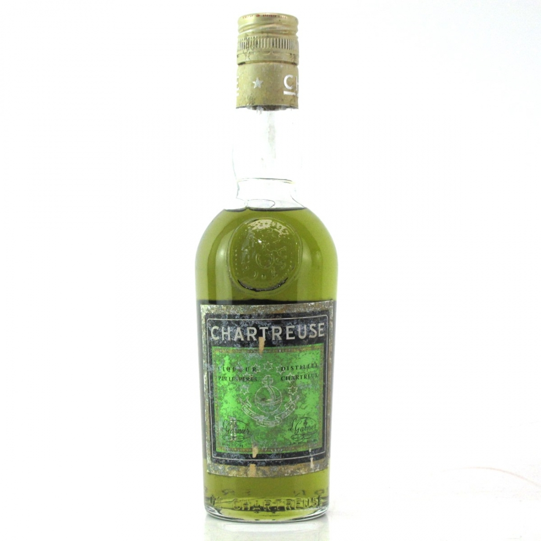 Chartreuse Voiron Green Label 35cl