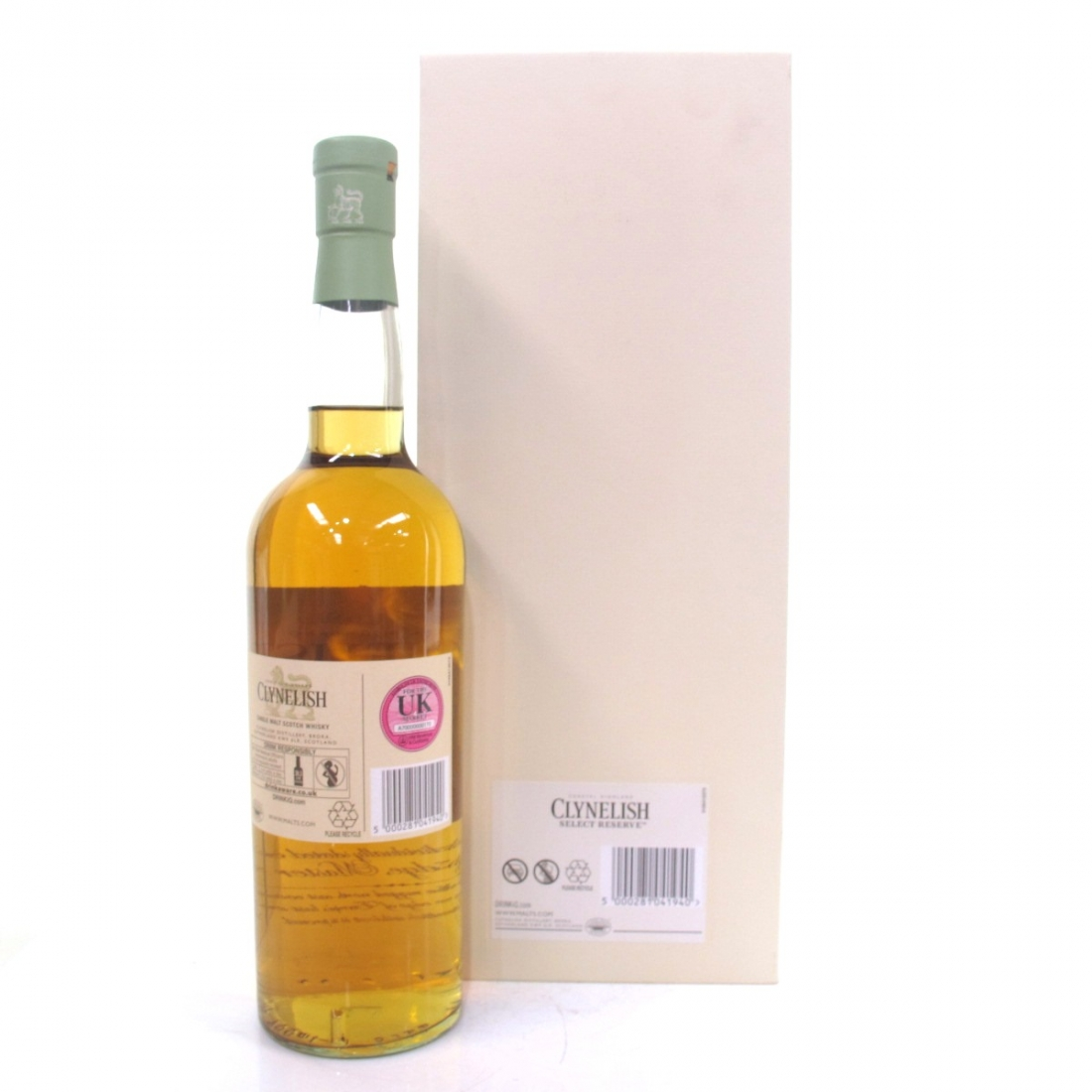 Clynelish Limited Release 2015 2nd Edtion