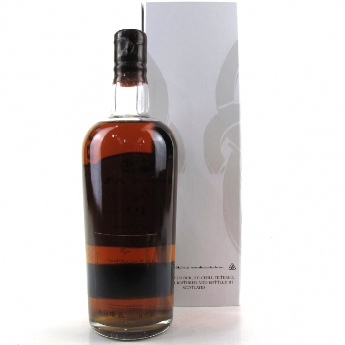 Caroni 1997 Valinch and Mallet 19 Year Old