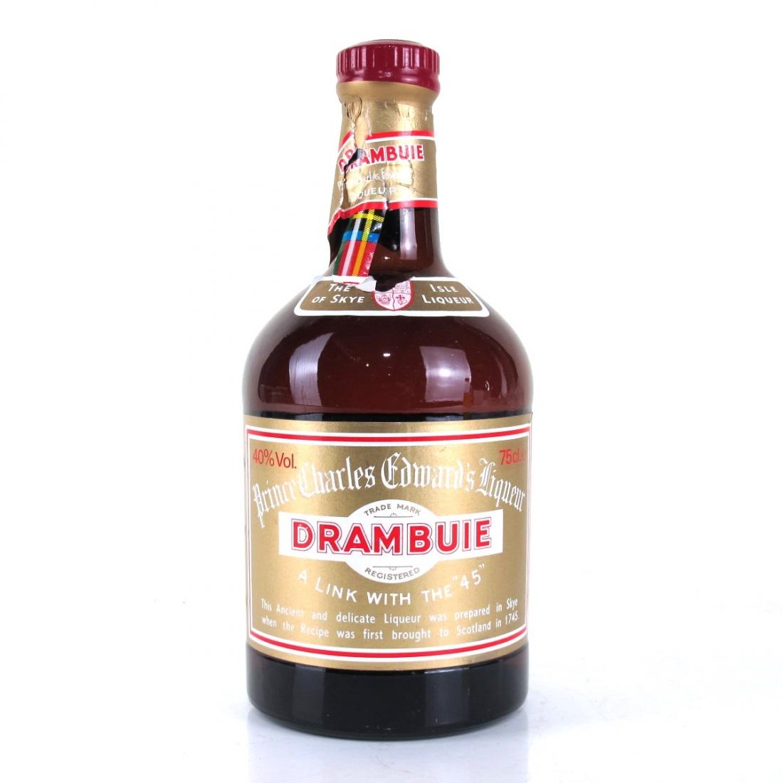 Drambuie Liqueur 1990s