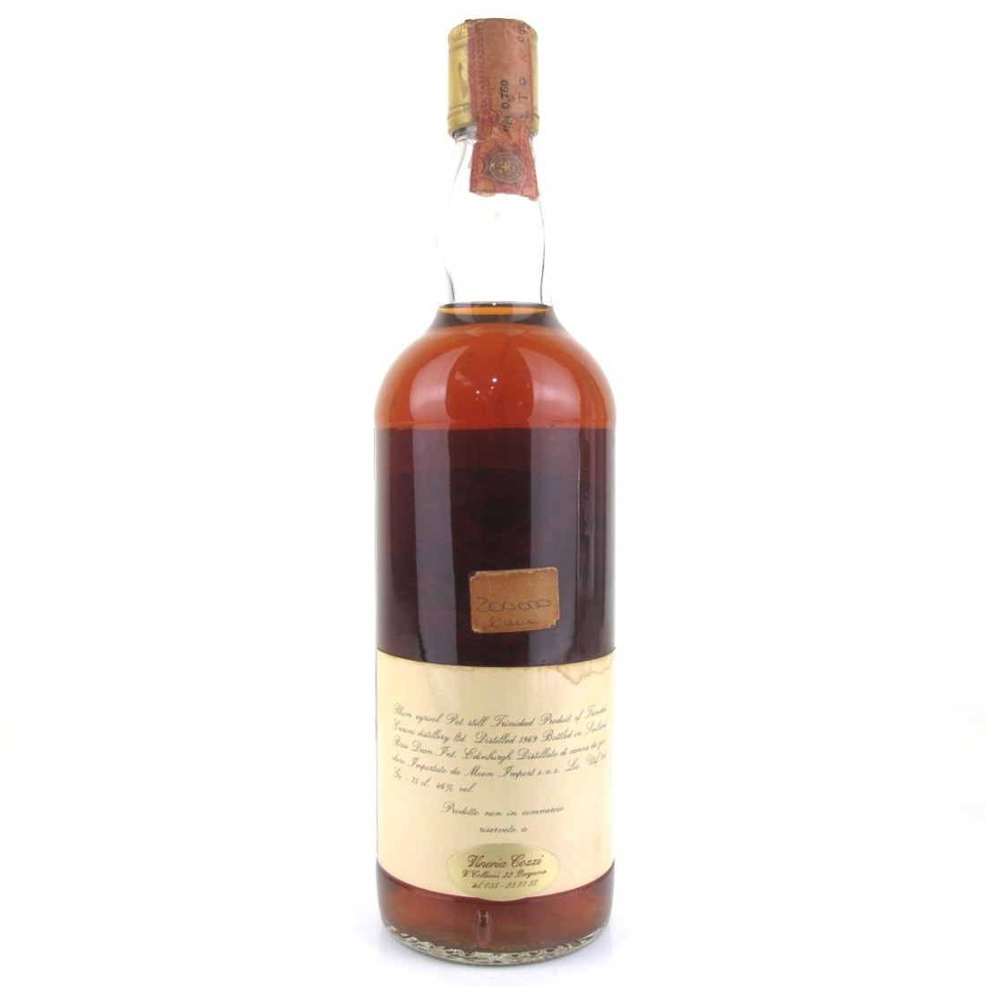 Caroni 1969 Moon Import 10th Anniversary