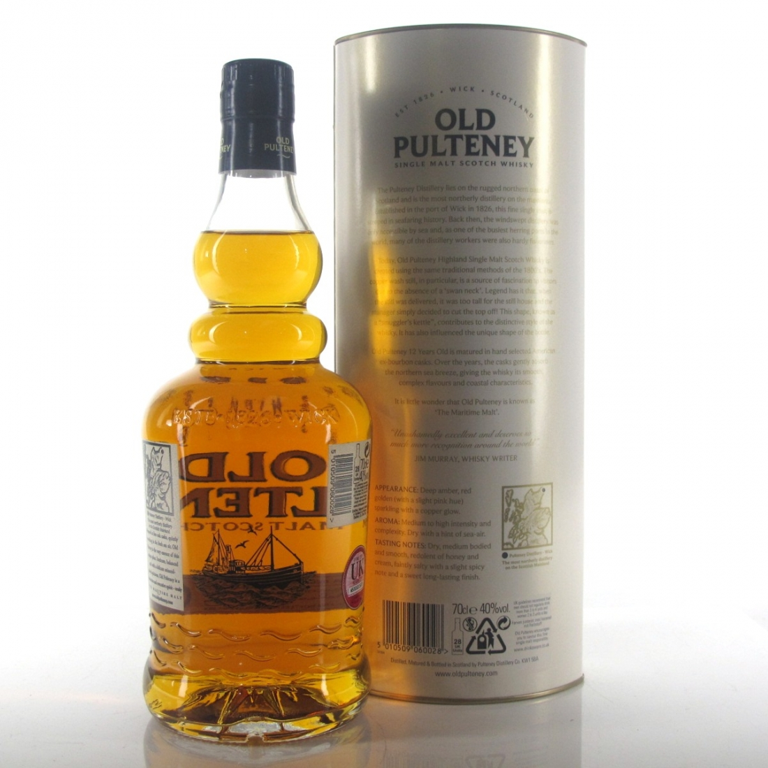 Old Pulteney 12 Year Old