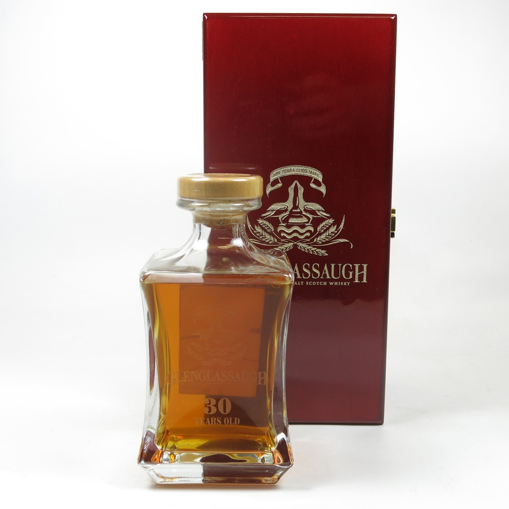 Glenglassaugh 1972 Single Cask 38 Year Old