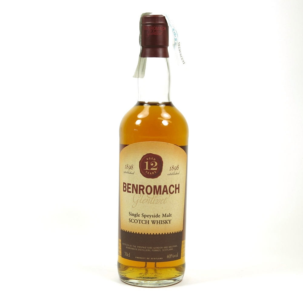 Benromach 12 Year Old Front