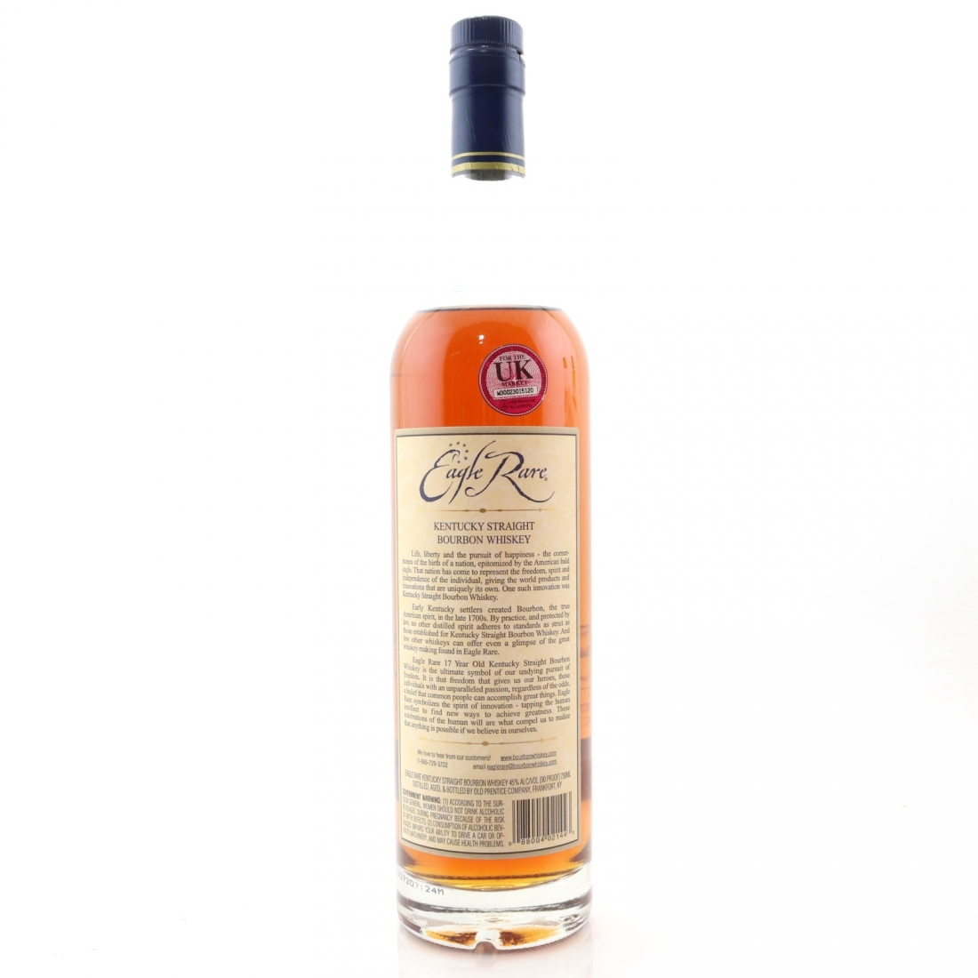 Eagle Rare 17 Year Old / Spring 2013