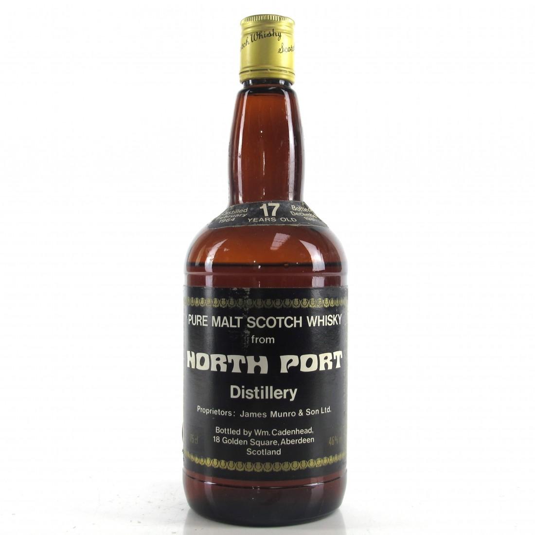North Port 1964 Cadenhead's 17 Year Old