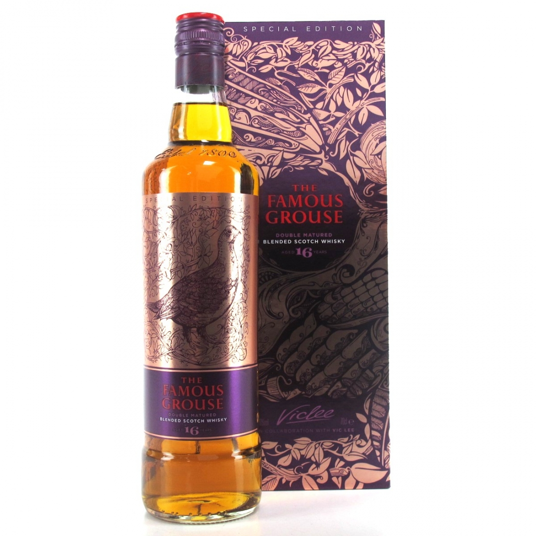 Famous Grouse 16 Year Old Double Matured Blend