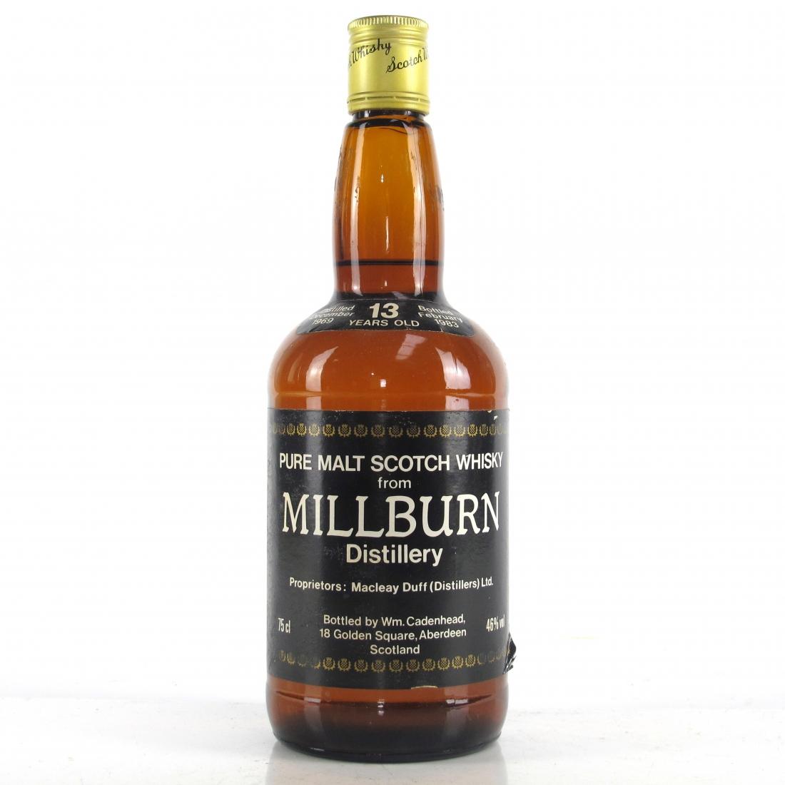 Millburn 1967 Cadenhead's 13 Year Old