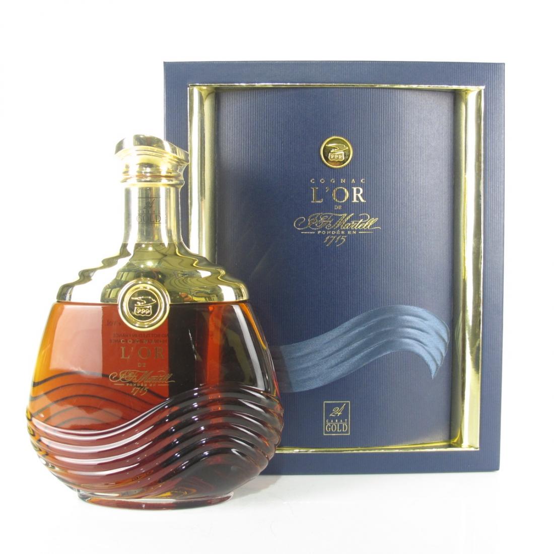 Martell l'Or De Cognac Decanter
