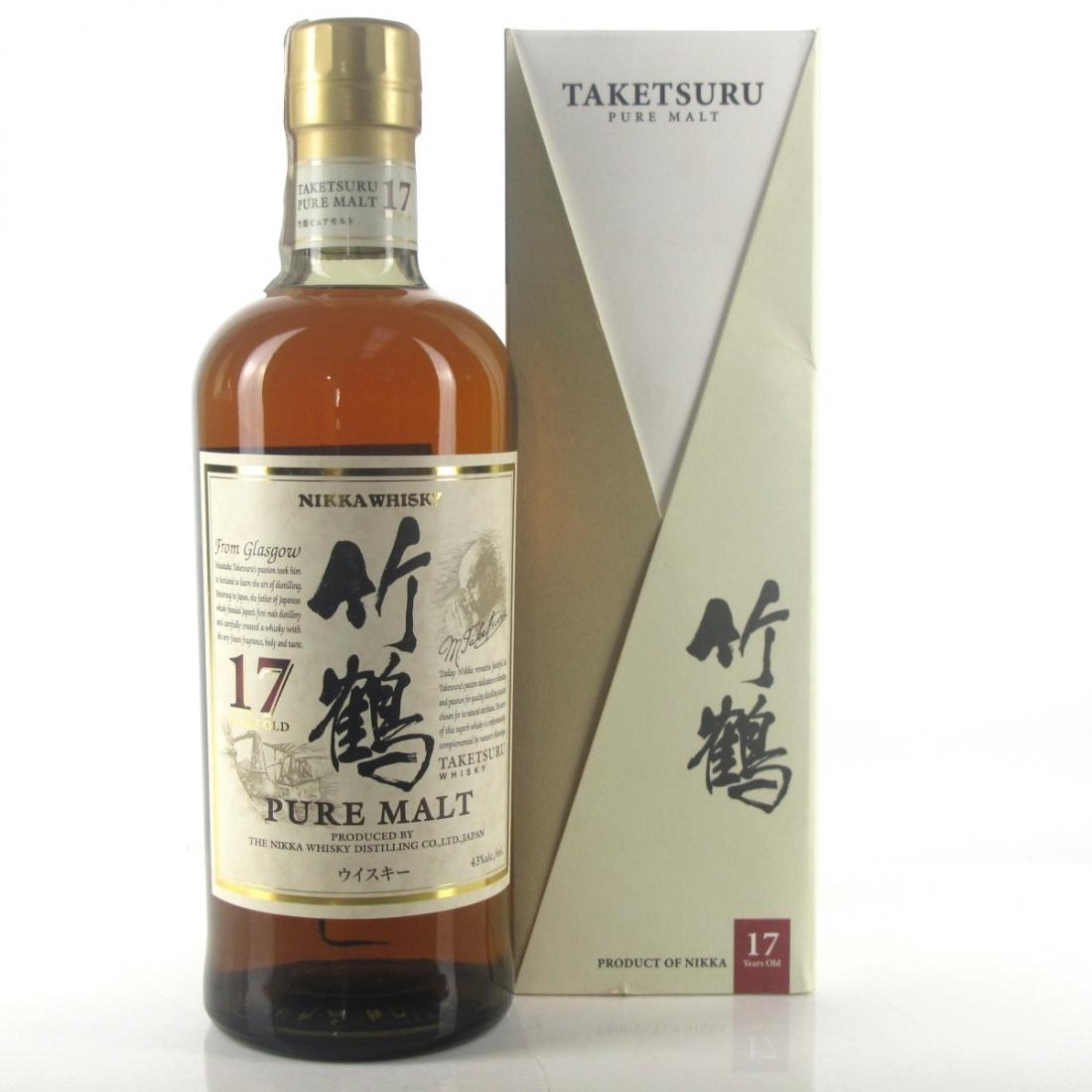 Taketsuru 17 Year Old