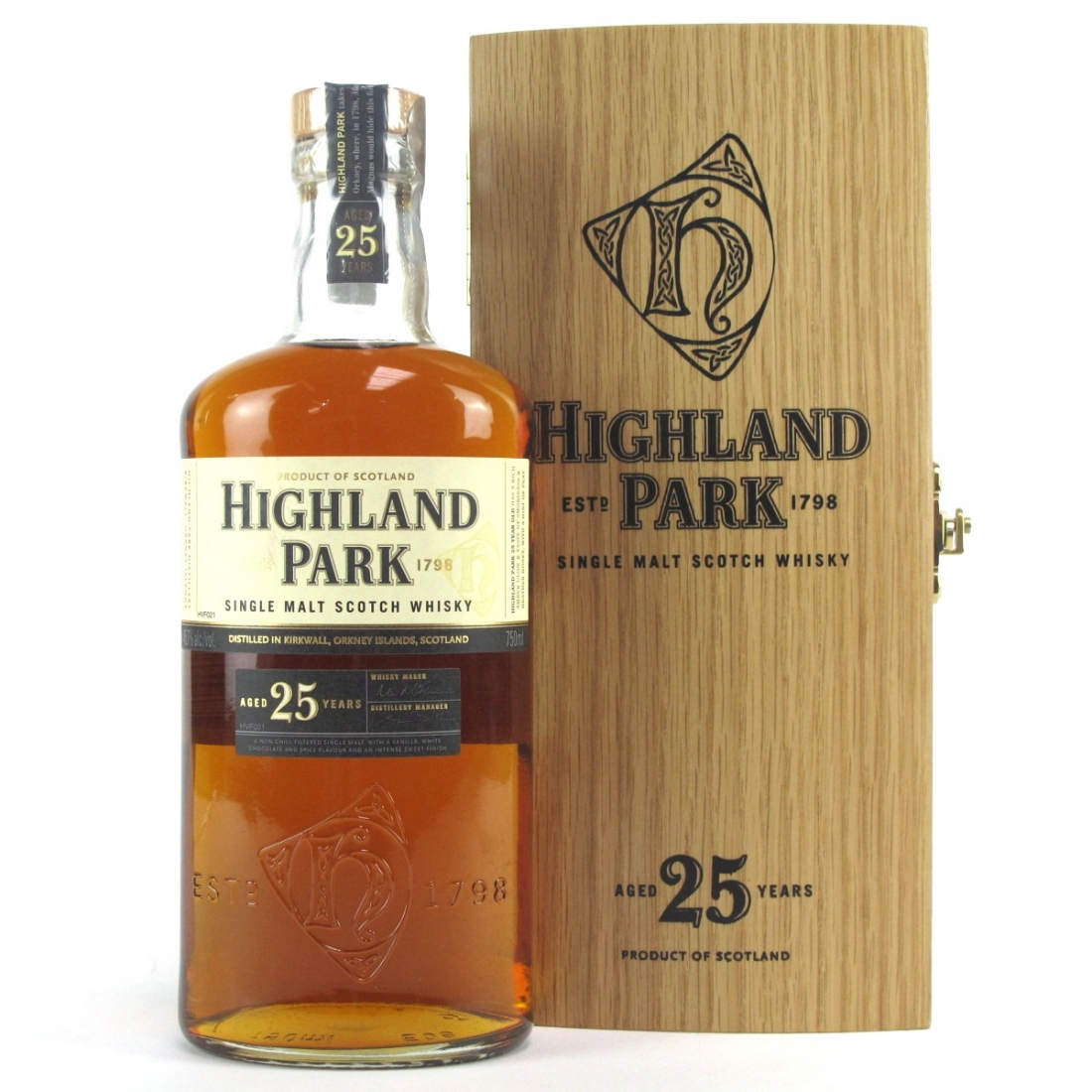 Highland Park 25 Year Old 75cl / US Import