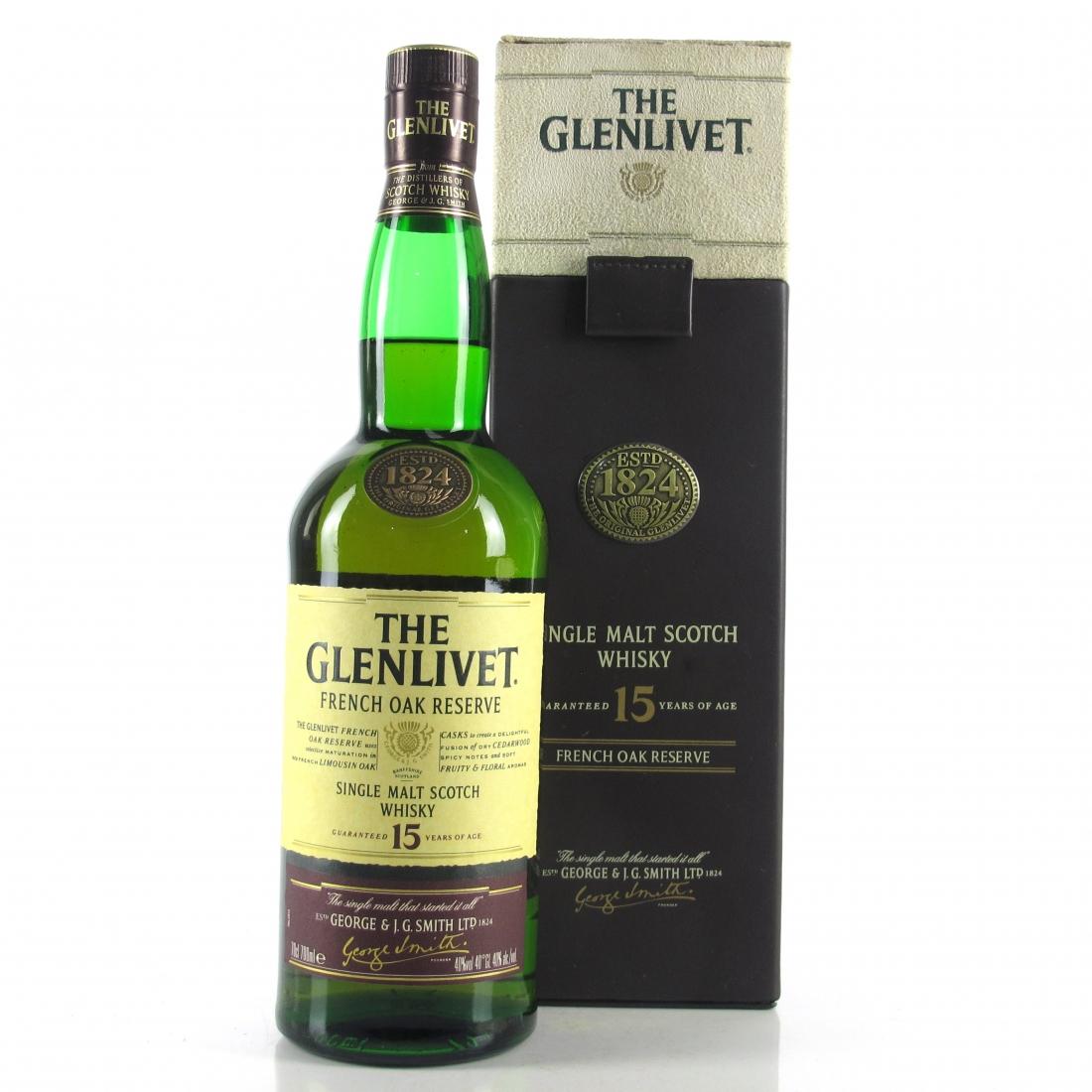 Glenlivet 15 Year Old Gordon and MacPhail