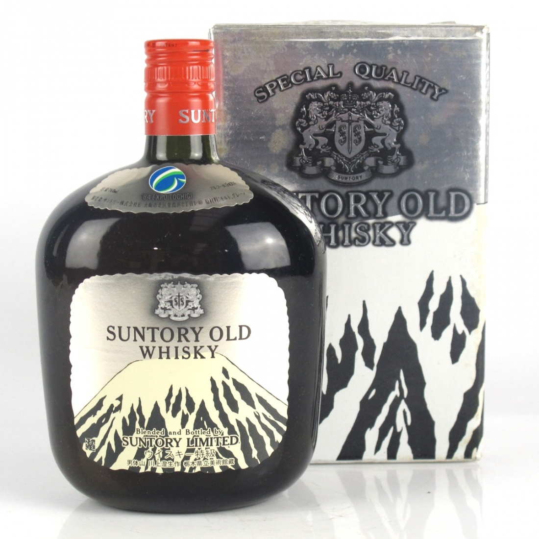 Suntory Old Whisky 76cl / Tochigi Expo '84