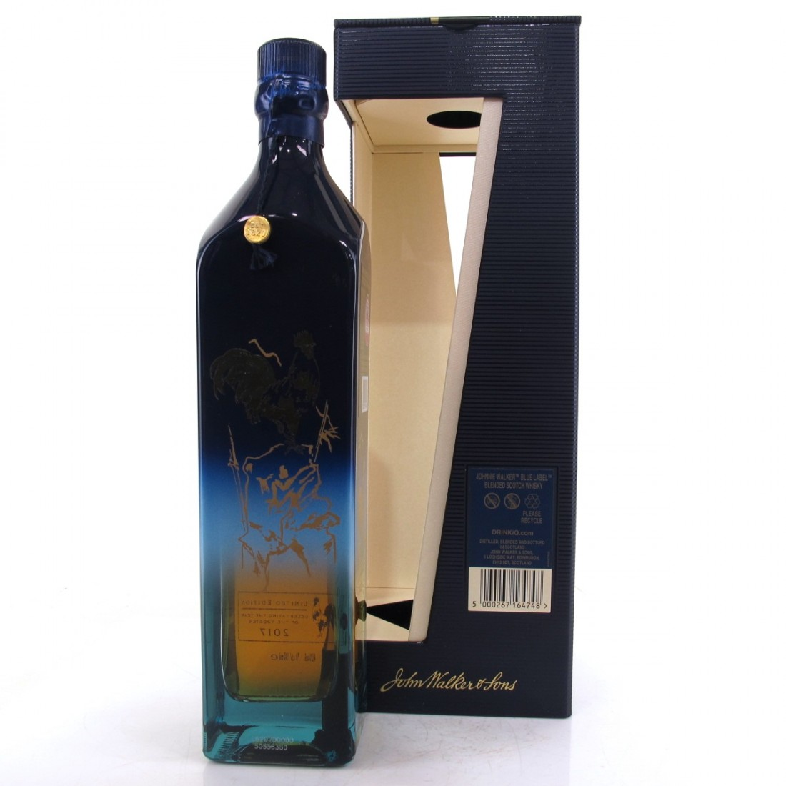 Johnnie Walker Blue Label Year of the Rooster 2017