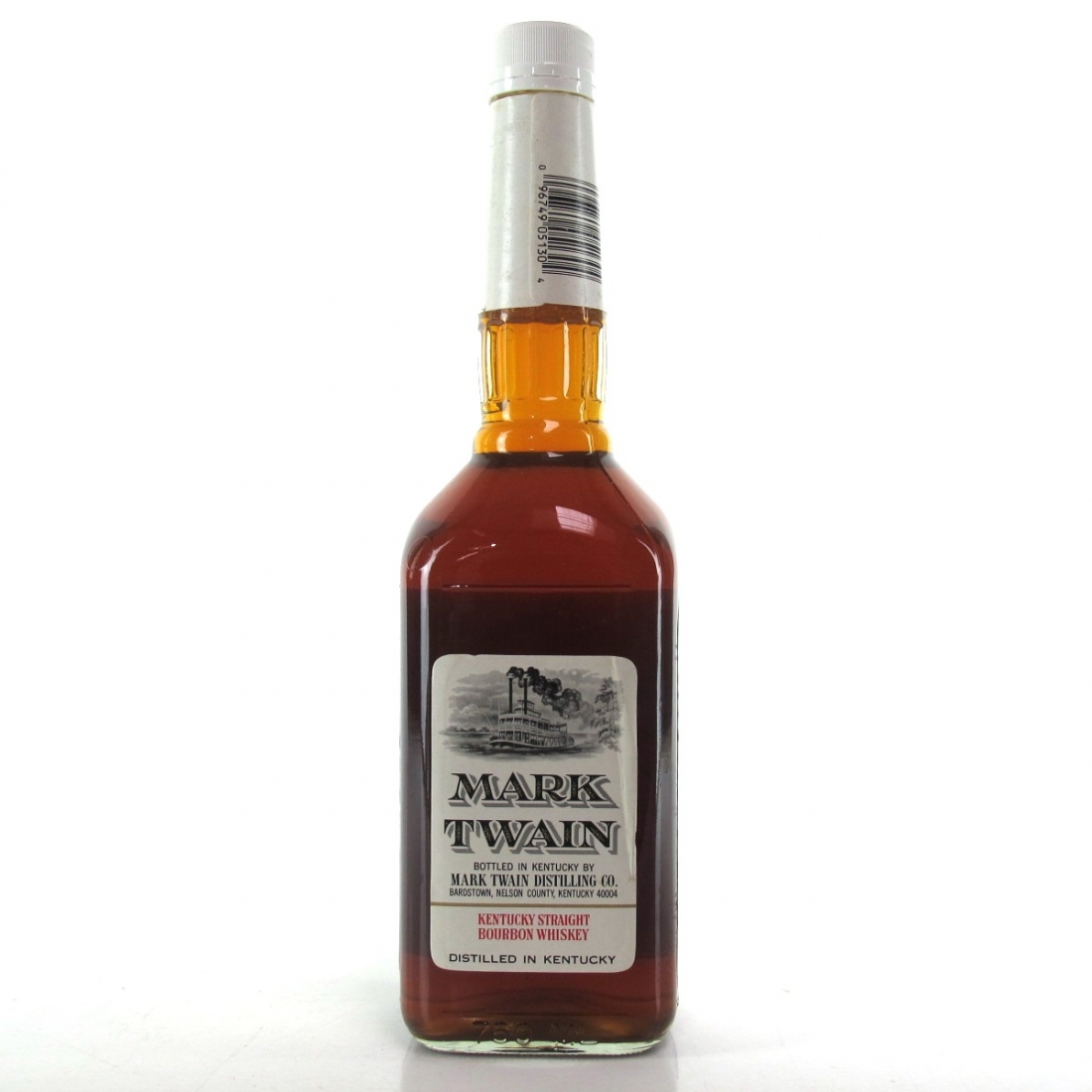 Mark Twain 12 Year Old Kentucky Bourbon 1990s