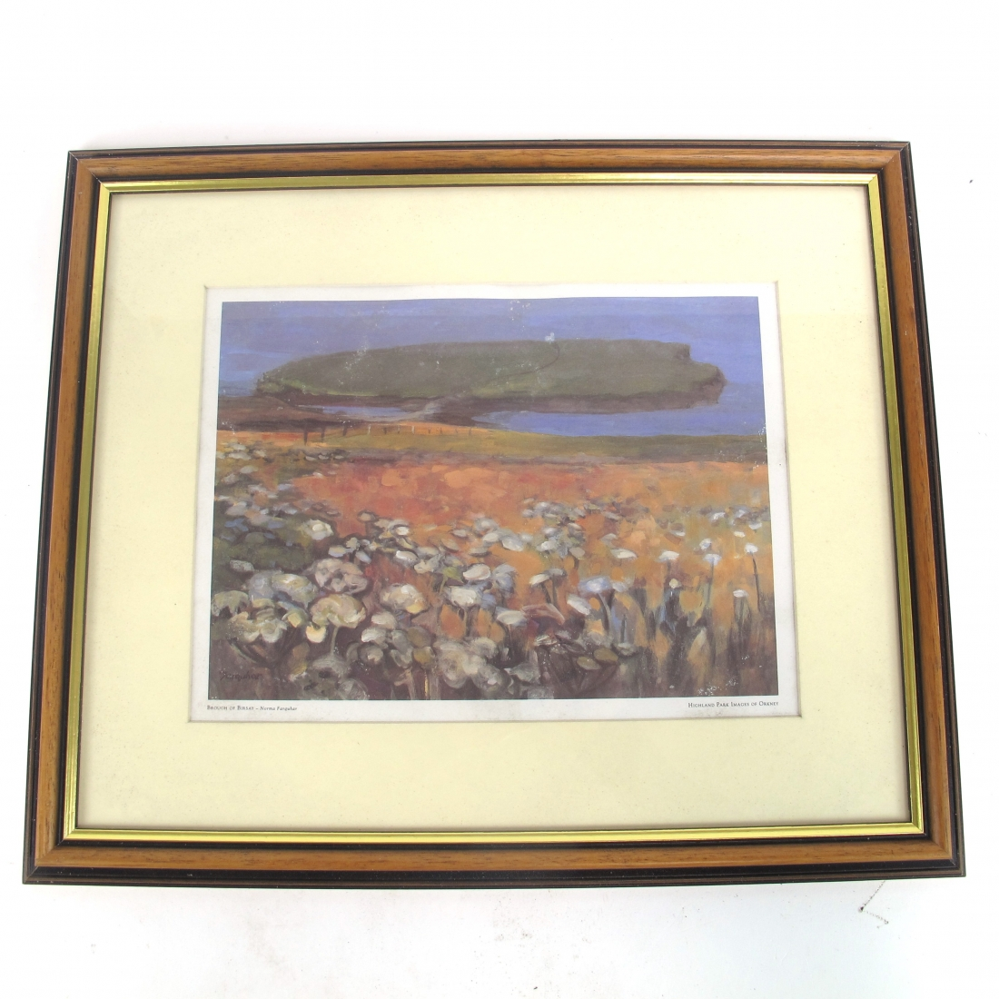 """Highland Park Images of Orkney Prints / """"Brough of Birsay"""""""